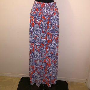 Artisan NY maxi skirt size Small